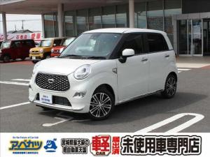 ダイハツ キャスト スタイルG プライムコレクション SAIII 届出済未使用車 アイドリングストップ