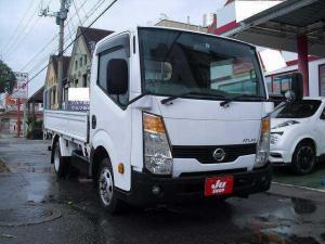 日産 アトラストラック シングルキャブ 標準 フルスーパーロー 扁平ダブル 木製