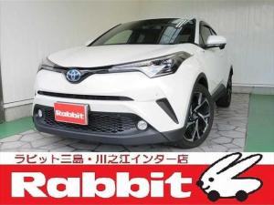 トヨタ C-HR ハイブリッド G