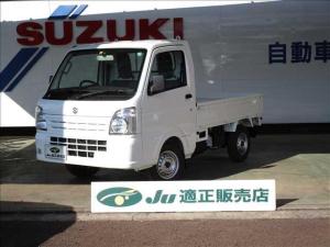 スズキ キャリイトラック KC エアコン・パワステ 4WD 5速マニュアル