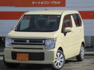 スズキ ワゴンR FA CD装着車 4WD/5速マニュアル/