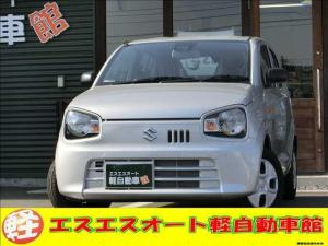 スズキ アルト L CDプレーヤー付 スズキセーフティサポート装着車