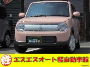 スズキ アルトラパン L オーディオレス仕様車 届出済未使用車