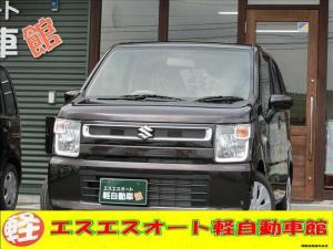スズキ ワゴンR FA CDプレーヤー装着車 ちょい乗りカー