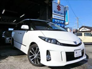 トヨタ エスティマ アエラス Premium Edition 7人乗 運転席パワーシート 室内LED