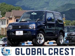 スズキ ジムニー XG 4WD ターボ CDオーディオ キーレス 電動格納ミラー 純正アルミホイール 背面タイヤ付 フロアAT
