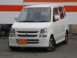 スズキ ワゴンR FX-Sリミテッド 4WD/スマートキー/ベンチシート/CD