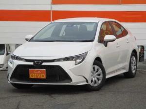 トヨタ カローラ G-X トヨタセーフティセンス/ディスプレイ/LEDヘッドライト/Bluetooth