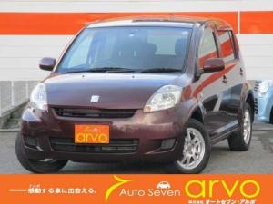 トヨタ パッソ X アドバンスドエディション 4WD/ナビ/エンジンスターター/キーレス
