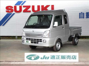 スズキ スーパーキャリイ X 5MT 4WD 高低速2段切り替えパートタイム4WD