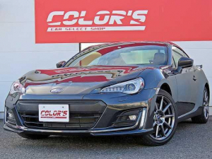 スバル BRZ GT STIスポーツシート レッドブレンボキャリパー 純正17AW ケンウッドナビETC フォグランプ LEDヘッドライト リアスポイラー シートヒーター