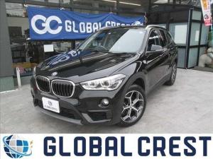 BMW X1 xDrive 18d 4WD ターボ 衝突被害軽減ブレーキ 純正ナビ ETC バックカメラ Bluetooth接続 LEDライト オートライト クリアランスソナー アイドリングストップ 純正アルミホイール スマートキー