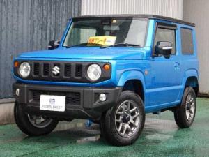 スズキ ジムニー XC ブラック2トーンルーフ仕様車(8型ナビ)