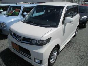 ホンダ ゼストスパーク Wターボ 4WD/ターボ/ディスチャージヘッドライト/スマートキー