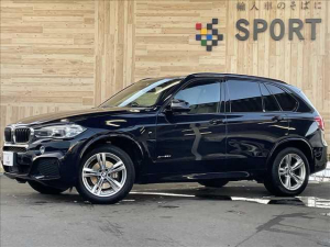 BMW X5 xDrive35d M Sport サンルーフ 全席シートヒーター アクティブクルーズ インテリセーフ 純正ナビTV Bカメラ パワーバックドア HIDヘッドライト 純正アルミホイール ミラーインETC コンフォートアクセス