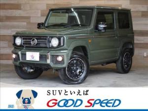スズキ ジムニー XC 登録済・G66コンプリート・ダムドAW・セーフティサポート・クルーズコントロール・シートヒーター・スマートキー・LEDヘッドライト・フォグライト・ウィンカーミラー・4WD