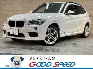 BMW X1 sDrive 20i Mスポーツ 純正ナビ バックカメラ HIDヘッド ETC 純正アルミ クリアランスソナー コンフォートアクセス