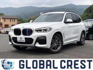 BMW X3 xDrive 20d Mスポーツ HDDナビフルセグTV DVD再生 全方位カメラ バックカメラ スマートキー 電動リアゲート 純正アルミホイール パワーシート シートヒーター 衝突被害軽減システム オートクルーズコントロール