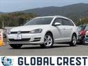 フォルクスワーゲン/VW ゴルフヴァリアント TSI コンフォートライン