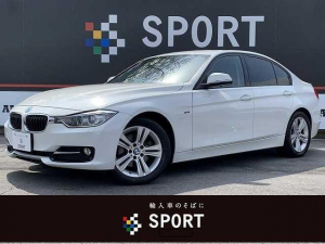 BMW 3シリーズ ◆320d Sport 純正ナビ インテイリジェントセーフ