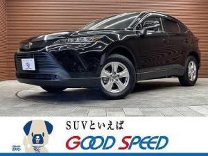 トヨタ ハリアー S 新車未登録 ディスプレイオーディオ セーフティセンス レーダークルーズコントロール 衝突軽減 スマートキー クリアランスソナー Bluetoothオーディオ 純正AW バックモニター