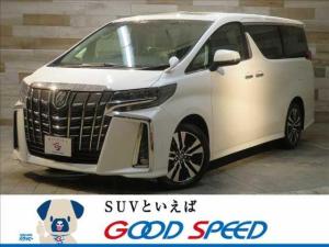トヨタ アルファード 2.5S Cパッケージ 新車 サンルーフ デジタルインナーミラー ディスプレイオーディオ バックカメラ シートヒーター&エアコン パワーバックドア レーダークルーズ クリアランスソナー シートメモリー 7人 三眼LED