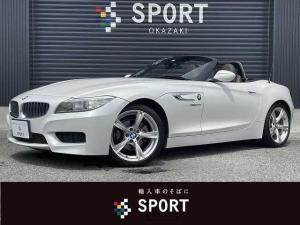 BMW Z4 sDrive20i M Sport 純正HDDナビ コイーバブラウンレザー シートヒーター パワーシート シートメモリー パドルシフト HIDヘッド オートライト