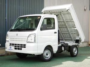 スズキ キャリイトラック 金太郎ダンプ4WD AC/PS デフロック 強化リヤサス
