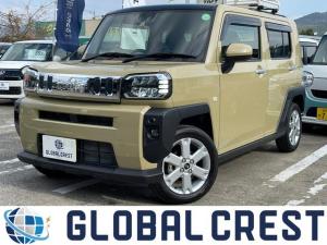 ダイハツ タフト G スマアシ 9型ディスプレー スマートキー 衝突被害軽減ブレーキ 横滑り防止 バックカメラ Bluetooth ETC シートヒーター サンルーフ エアコン パワステ パワーウィンドウ ABS