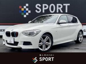 BMW 1シリーズ 116i M Sport ワンオーナー バックカメラ メーカー純正ナビ  HIDヘッドライト ETC