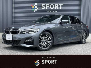 BMW 3シリーズ 320d xDrive Mスポーツ 弊社ユーザー様下取り車両 純正HDDナビ バックカメラ インテリジェントセーフティ ハーフレザーシート メモリー付パワーシート シートヒーター LEDヘッドライト