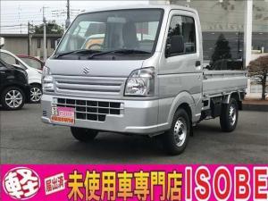 スズキ キャリイトラック KCエアコン・パワステ 4WD 3AT 届出済み未使用車