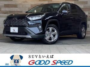 トヨタ RAV4 G 新車未登録 バックカメラ レーダークルーズ セーフティセンス パワーバックドア シートヒーター パワーシート スマートキー LEDヘッド