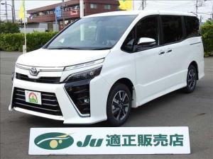 トヨタ ヴォクシー ZS 煌III 純正9インチナビTV DVD再生 ブルーテュース バックカメラ 新車