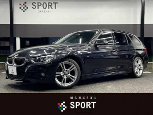 BMW 3シリーズ 320iツーリング Mスポーツ アクティブクルーズコントロール 電動リアゲート スマートキー プッシュスタート HIDヘッドライト コーナーセンサー インテリジェントセーフティ