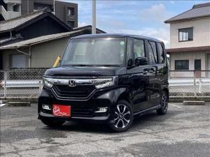 ホンダ N-BOXカスタム カスタム G・L Honda SENSING 8インチナビ パワスラ Rカメラ