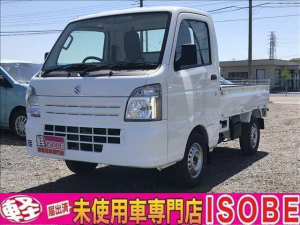 スズキ キャリイトラック KC 農繁エアコン・パワステ 4WD