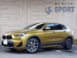 BMW X2 xDrive 20i M Sport X 4WD バックカメラ クルーズコントロール インテリジェントセーフティー 純正HDDナビ LEDヘッドライト ETC内蔵ルームミラー シートヒーター