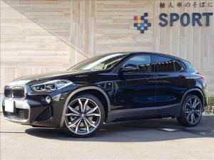 BMW X2 xDrive 20i M Sport X 4WD レザーシート バックカメラ アクティブクルーズコントロール インテリジェントセーフティ 純正HDDナビ ヘッドアップディスプレイ LEDヘッドライト