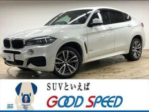 BMW X6 xDrive35i M Sport 4WD マルチナビTV 全周囲カメラ 衝突軽減システム レザーシート アドバンスドキー プッシュスタート シートヒーター レーダークルーズコントロール サンルーフ クリアランスソナー