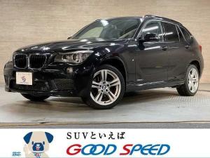 BMW X1 sDrive20i M Sport 純正HDDナビ バックカメラ ETC 純正アルミ クリアランスソナー HIDヘッドライト
