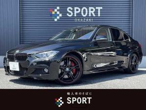 BMW 3シリーズ 328i Sport 純正HDDナビ バックカメラ 赤革 シートヒーター メモリー付きパワーシート クルーズコントロール パドルシフト コンフォートアクセス HIDヘッド ETC