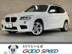 BMW X1 sDrive18i M Sport 純正HDDナビ スマートキー