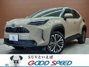 トヨタ ヤリスクロス ハイブリッドZ 新車 ディスプレイオーディオ ステアリングヒーター ブラインドスポット パノラミックビューモニター セーフティセンス レーダークルーズ シートヒーター 電動シート アップルカープレイ