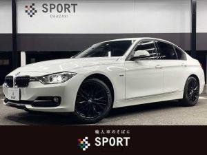 BMW 3シリーズ 320d Sport 純正ナビ コンフォートアクセス プッシュスタート キセノンヘッドライト クリアランスソナー Bluetoothオーディオ メモリ付きパワーシート 18インチアルミ バックモニター ミラー一体型ETC