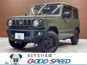 スズキ ジムニー XL 4WD ストラーダSDナビ バックモニター Bluetoothオーディオ 地デジTV シートヒーター スズキセーフティサポート クルーズコントロール 衝突軽減 スマートキー 背面タイヤカバー
