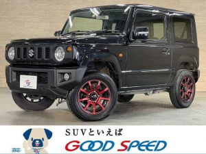 スズキ ジムニー XC 4WD 衝突軽減 シートヒーター クルーズコントロール ダウンヒルアシスト LEDヘッドライト LEDフォグ