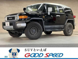トヨタ FJクルーザー ベースグレード 4WD カロッツェリアナビ バックカメラ ETC クリアランスソナー ステアリングリモコン
