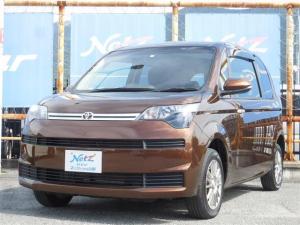 トヨタ スペイド G 4WD フルセグ メモリーナビ DVD再生 バックカメラ ETC 電動スライドドア HIDヘッドライト