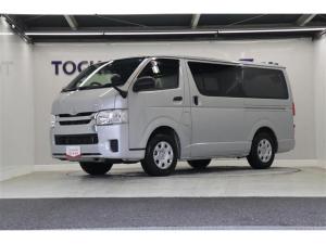 トヨタ レジアスエースバン ロングDX GLパッケージ キーレスエントリー 盗難防止システム